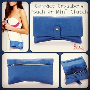 Urban Outfitters BDG Compact Crossbody Mini Clutch